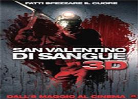 film san valentino di sangue 3D