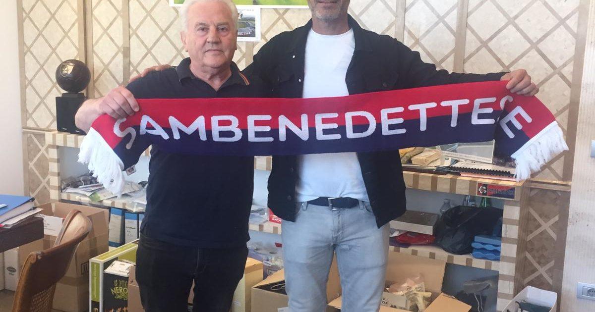 Sport Samb sempre vicina cessione della società. potenziale acquirente dovrebbe essere Domenico Serafino