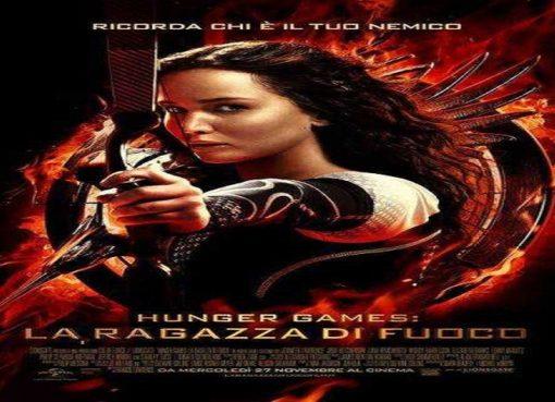 film hunger games la ragazza di fuoco