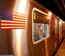 chiude per la prima volta la metro a new york