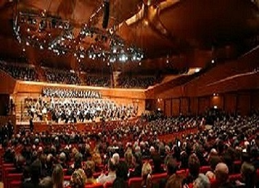 orchestra di santa cecilia 4 giugno