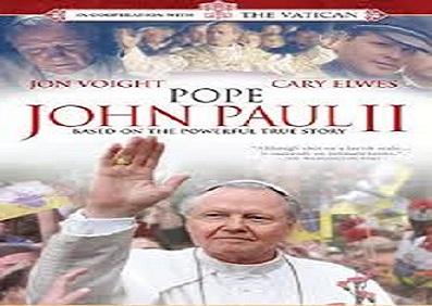 film giovanni paolo II