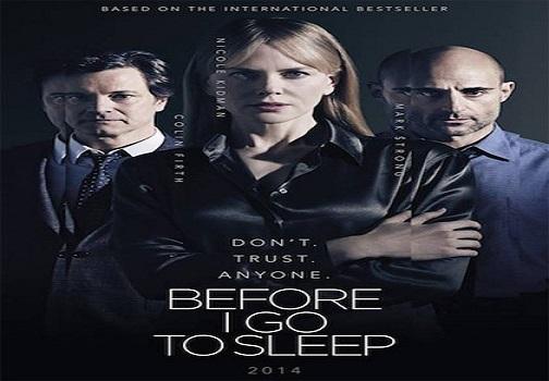 film before i go to sleep