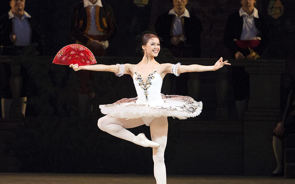 il balletto don chisciotte