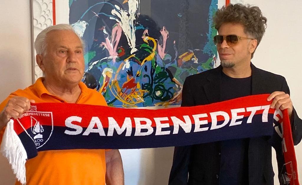Sport Samb è ufficiale oggi Sambenedettese calcio nuovo proprietario tratta produttore Domenico Serafino