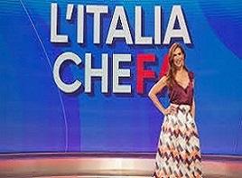l'italia che fa 8 giugno