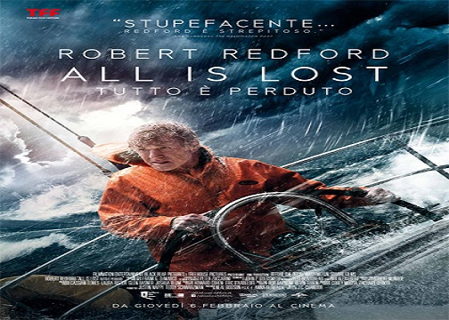 film all is lost