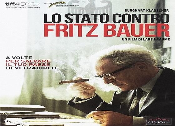 film lo stato contro fritz bauer