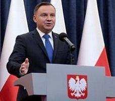 duda rieletto in polonia