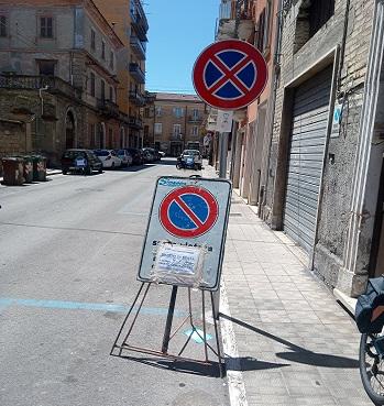 via roma sotto assedio