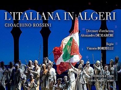 l'italiana in algeri dal regio di torino