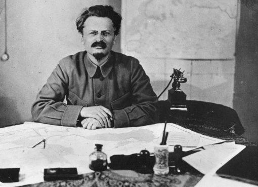 passato e presente trotsky