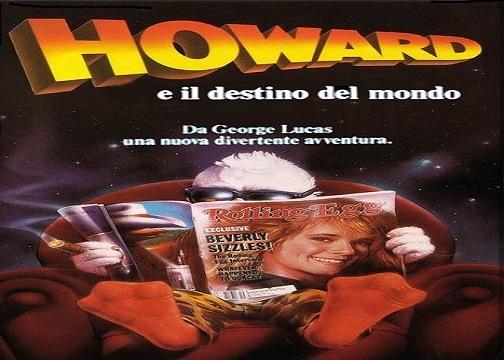 film Howard e il destinoc del mondo