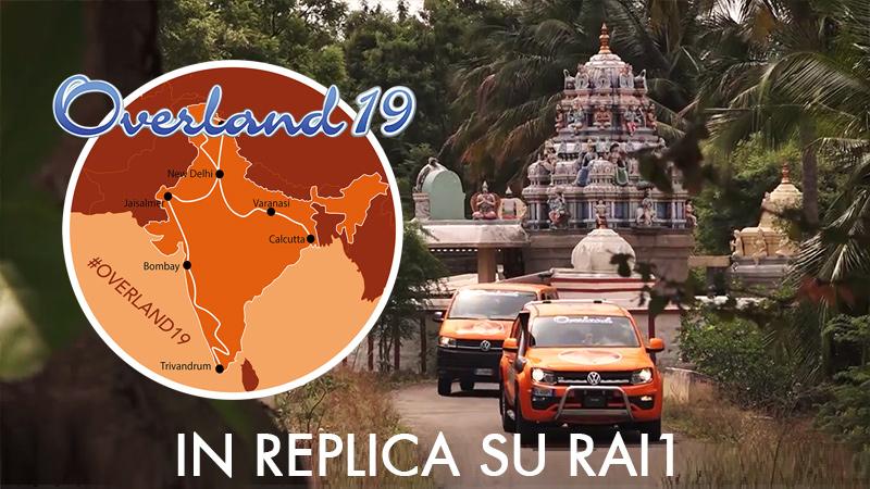 Overland India 23 agosto