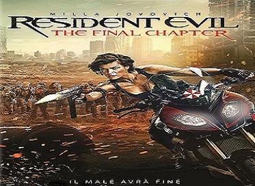 film resident evil the final chapter
