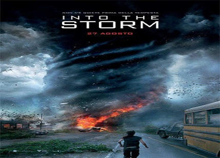 film into the storm