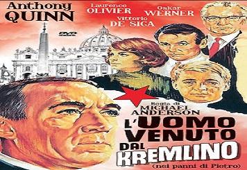 film l'uomo venuto dal kremlino