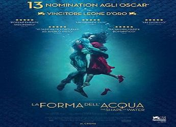 film la forma dell'acqua