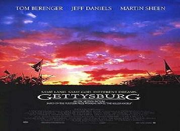 film gettysburg