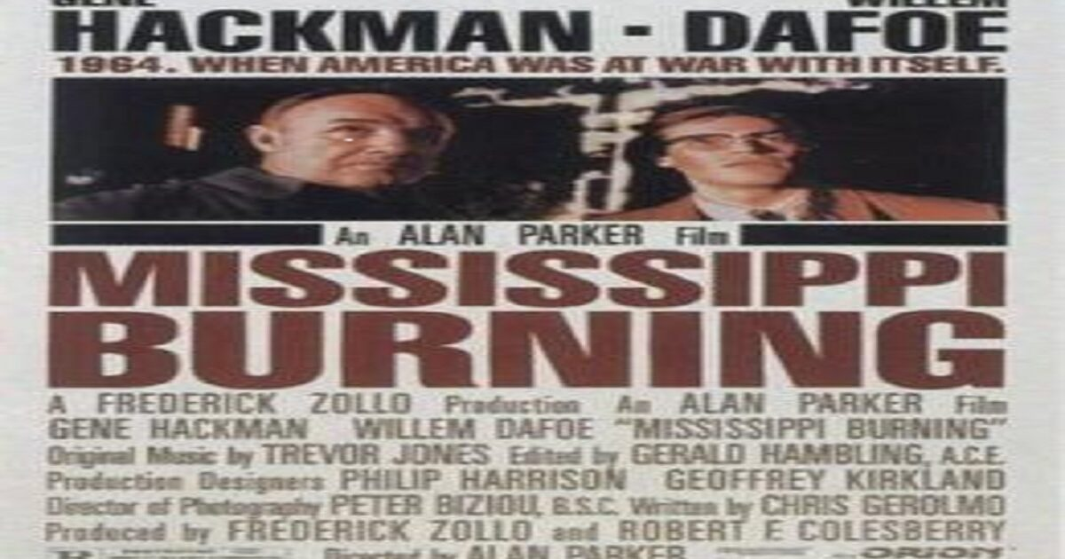 film mississipi burning