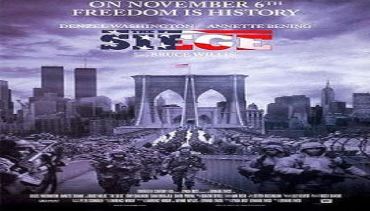 film attacco al potere