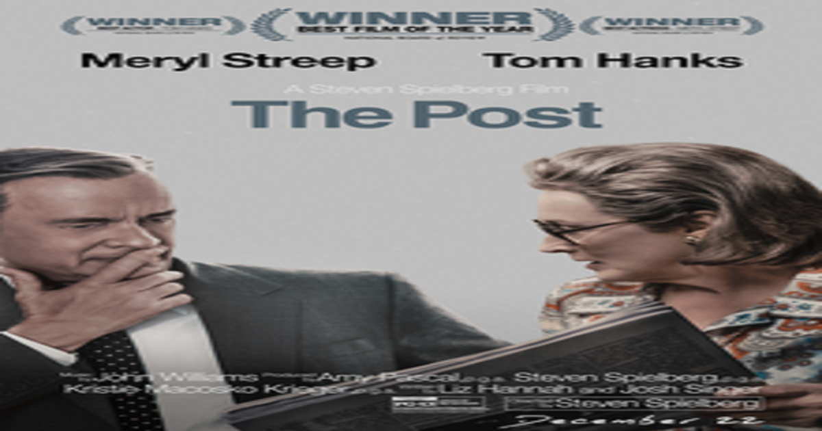 film the post