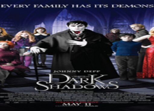 film Dark Shadows