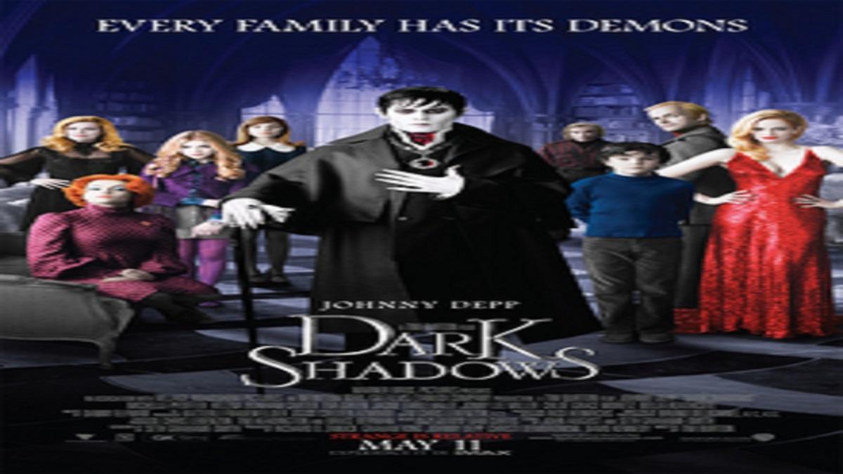 film Dark Shadows
