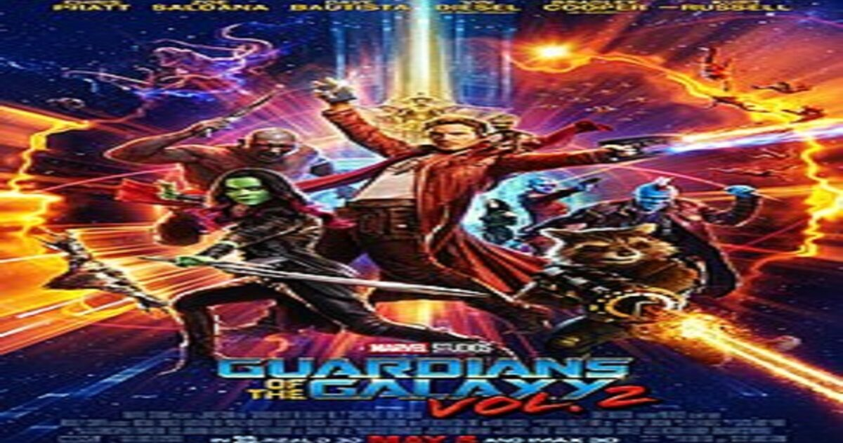 guardiani galassia 2