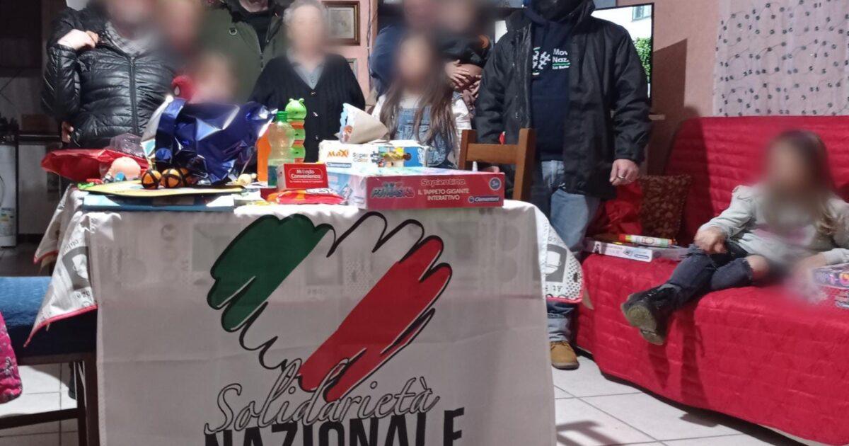 Solidarietà Nazionale Roma