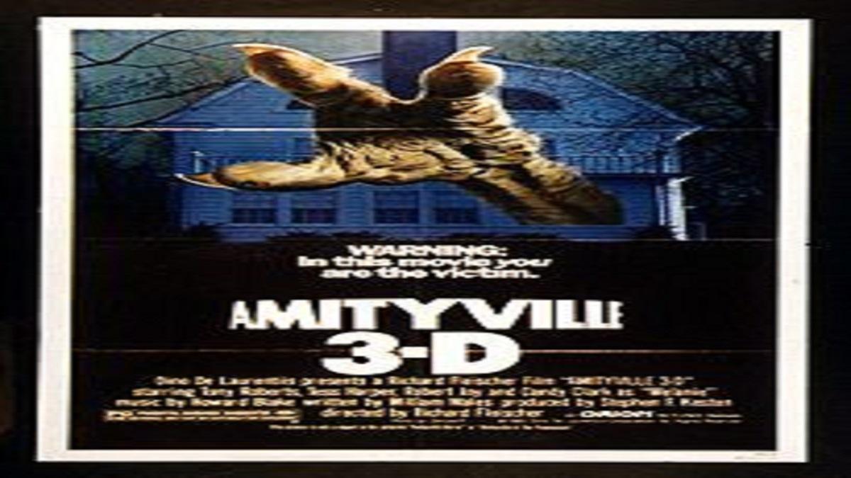 film Amityville III