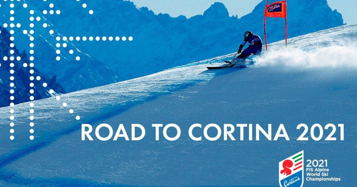 road to cortina 2021