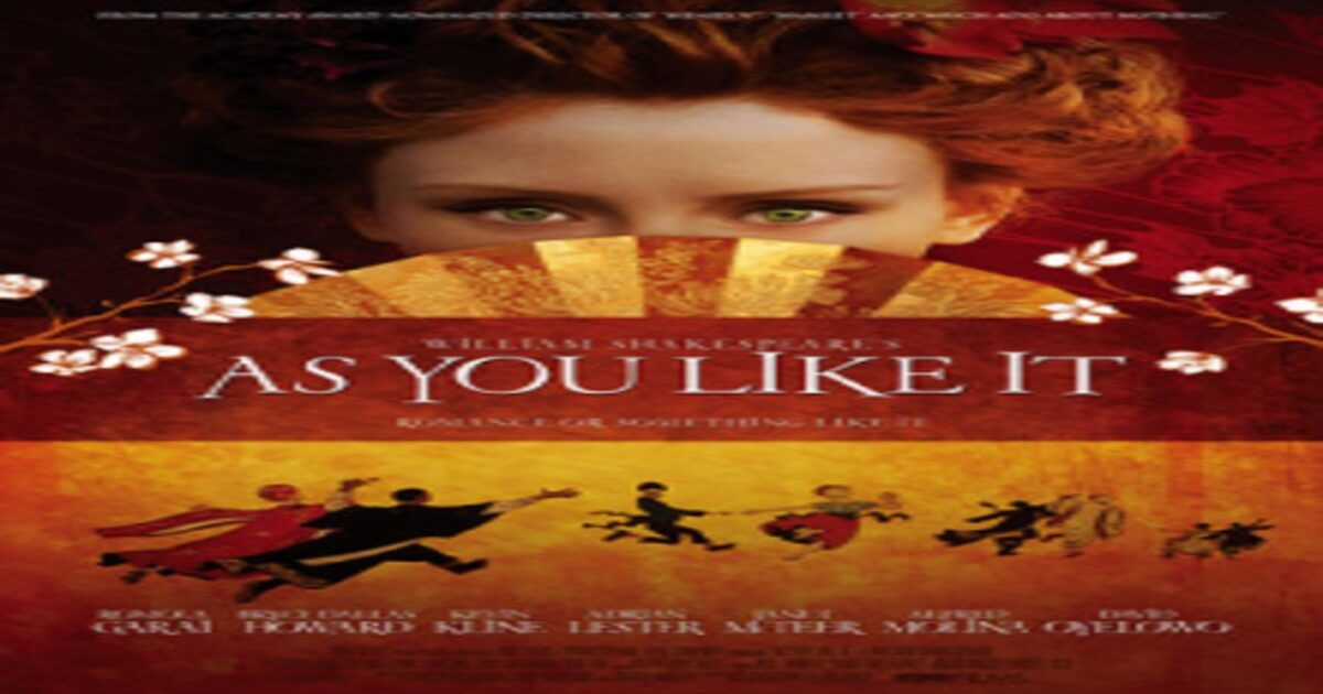 film as you like it