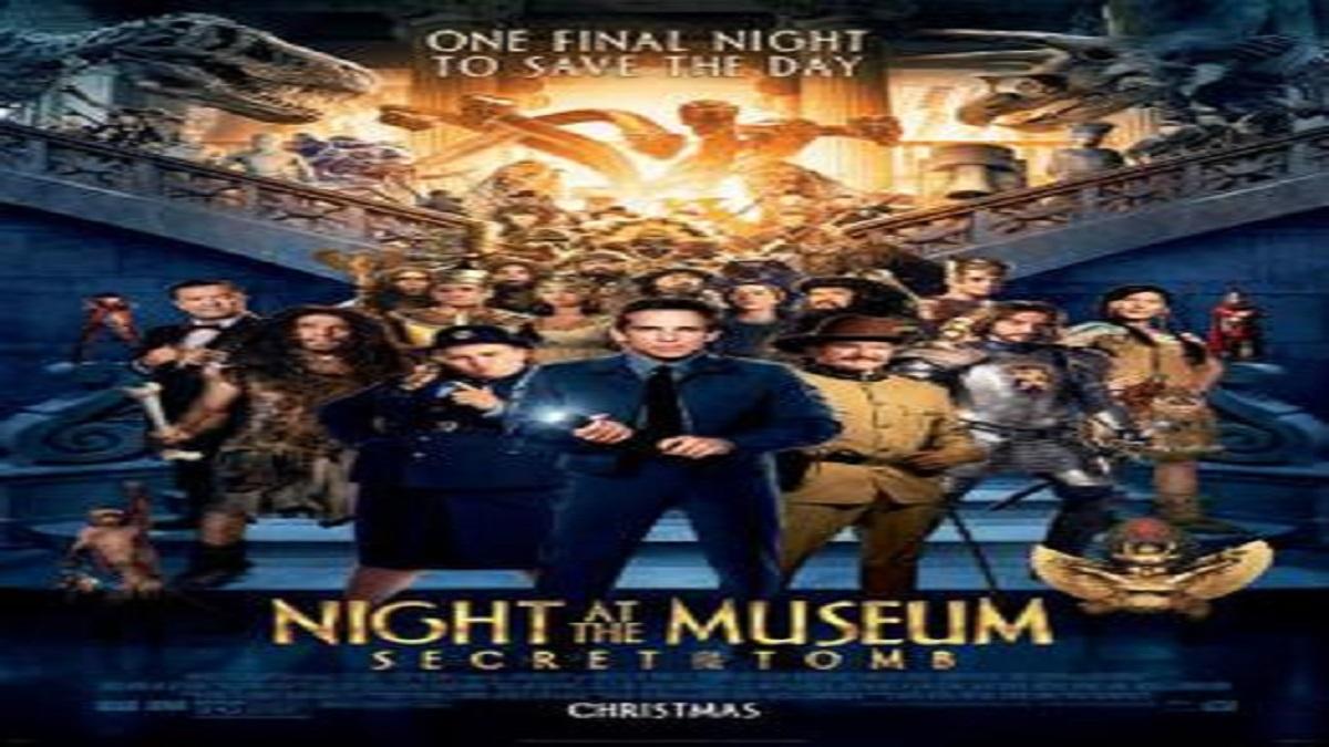 una notte al museo 3