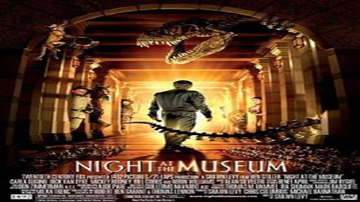 film una notte al museo
