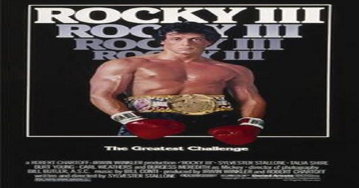 film Rocky iii
