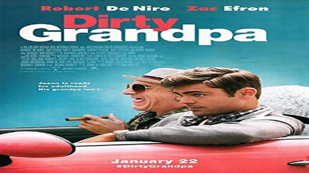 film nonno scatenato
