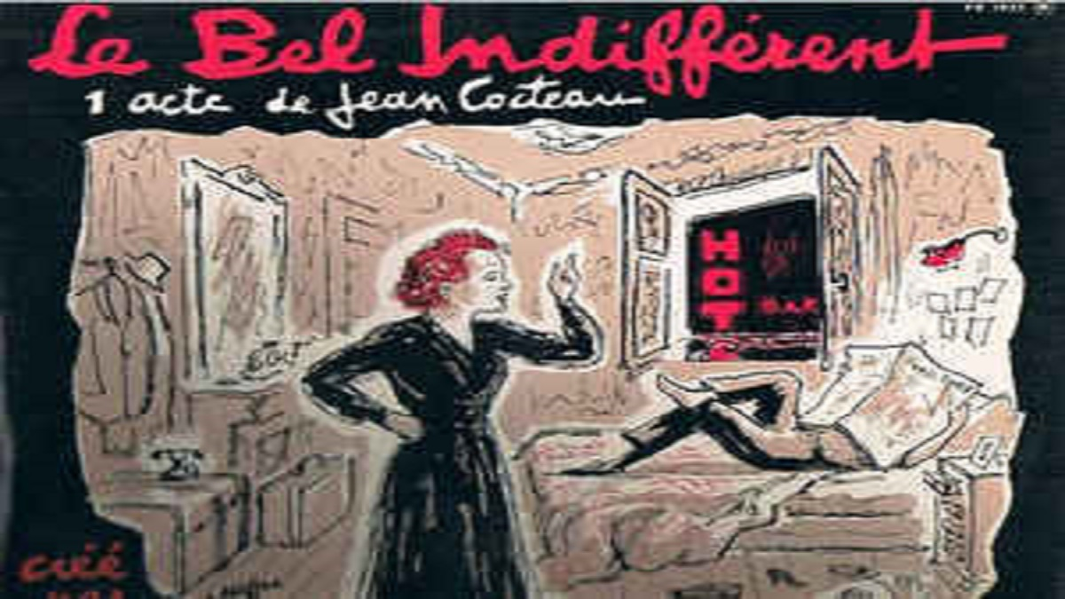il bell'indifferente