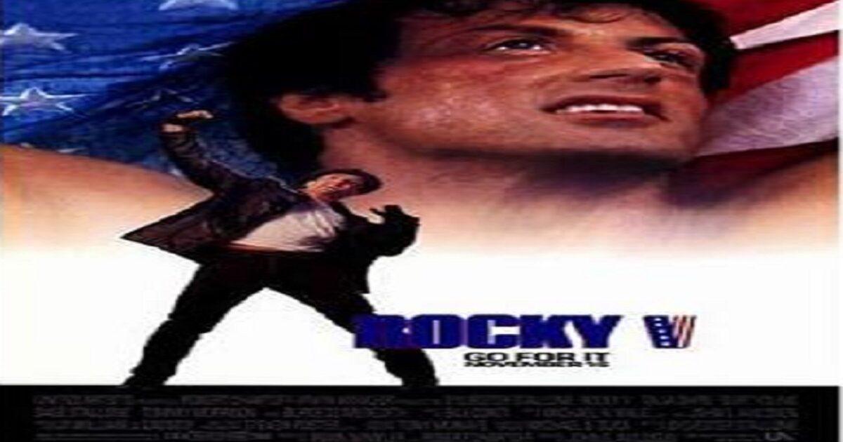 film rocky V