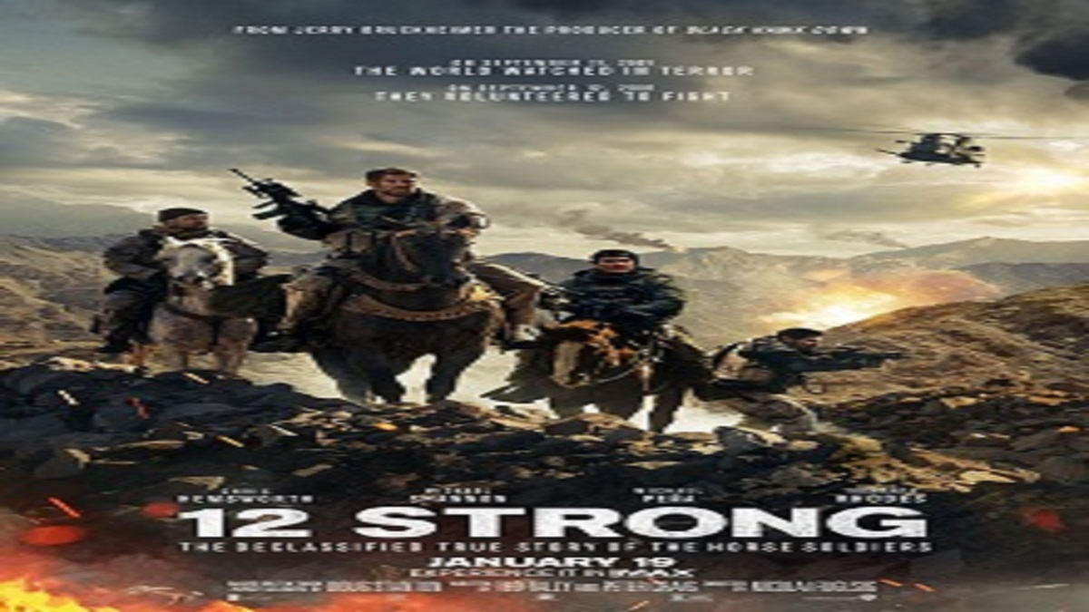 film 12 soldiers