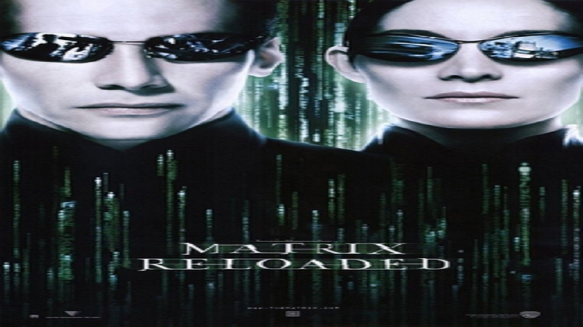 film Matrix Reloaded