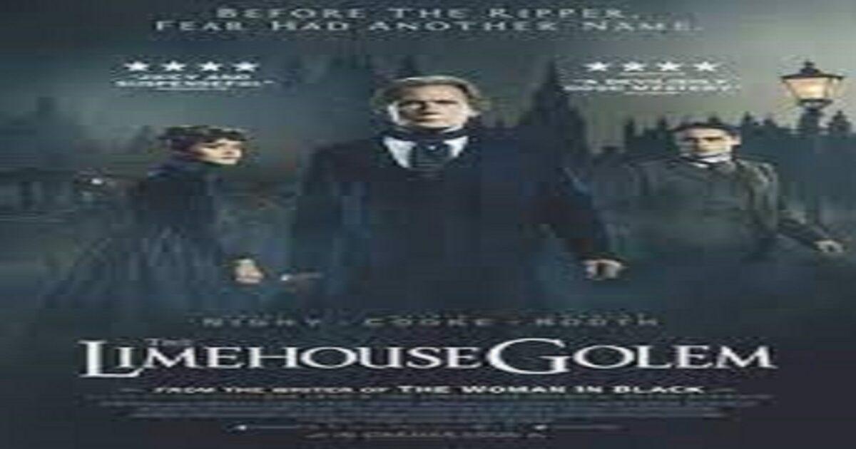 film the limehouse golem