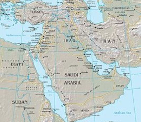 Crisi mediorientale