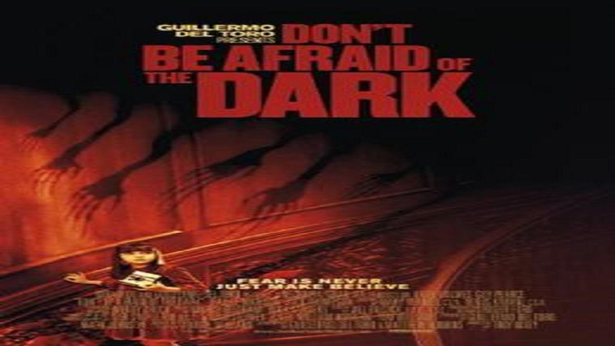 non avere paura del buio
