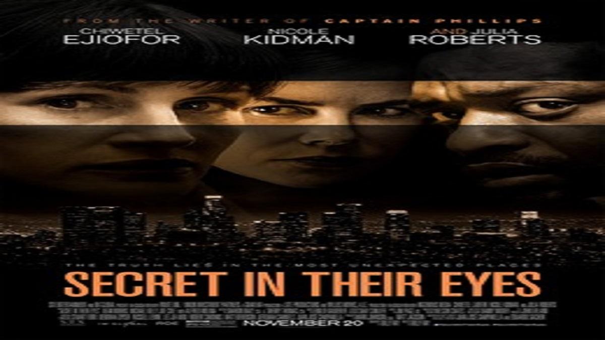 il segreto nei suoi occhi
