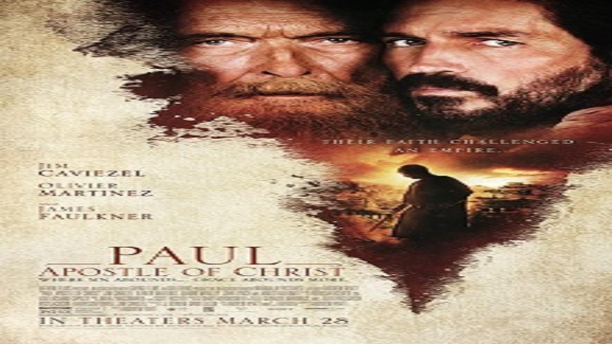 film paolo apostolo di cristo