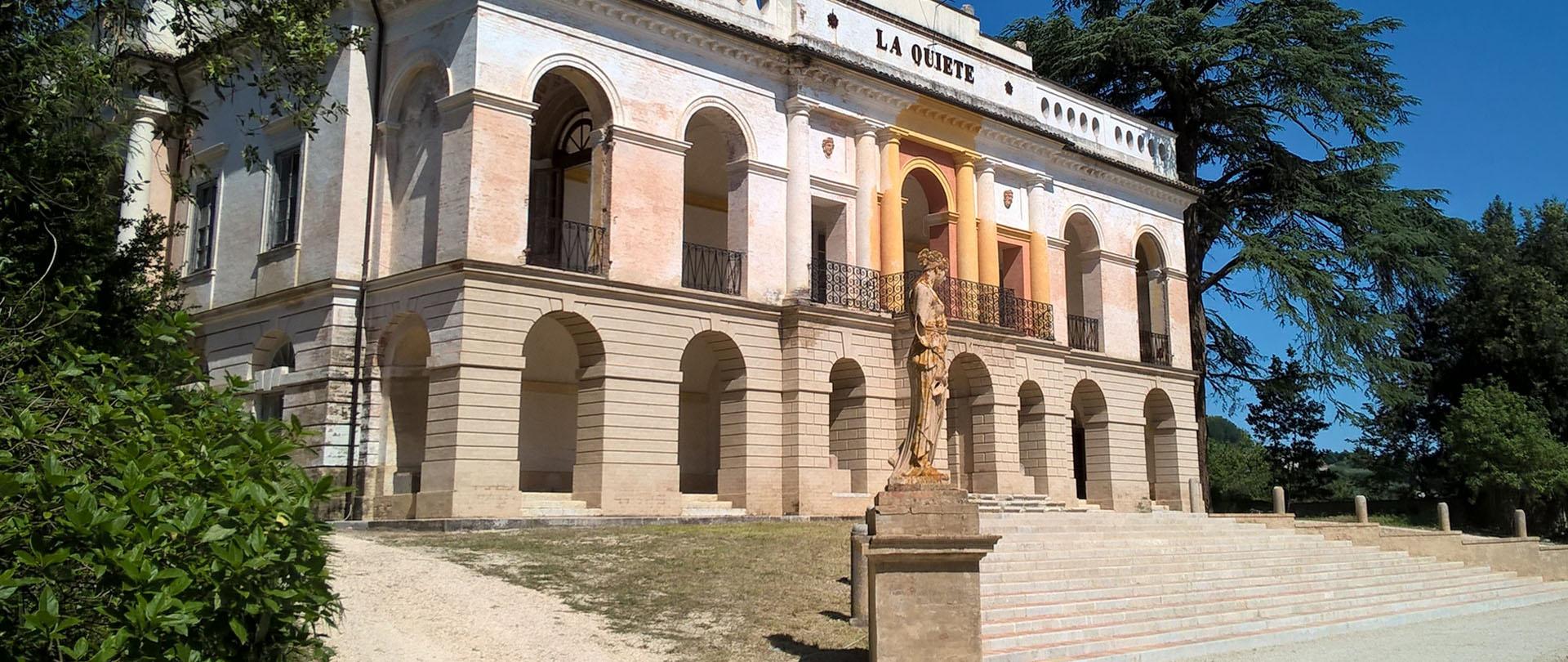 A Villa Spada di Treia