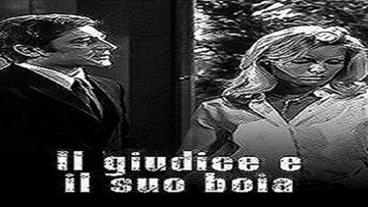 il giudice e il suo boia