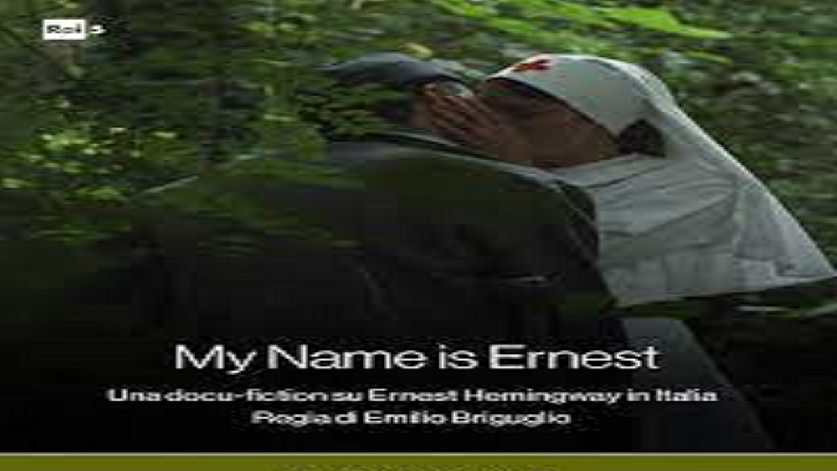 my name is ernest